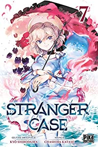 Stranger Case Edition simple Tome 7