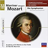 Marriner Dirigiert Mozart - The Symphonies
