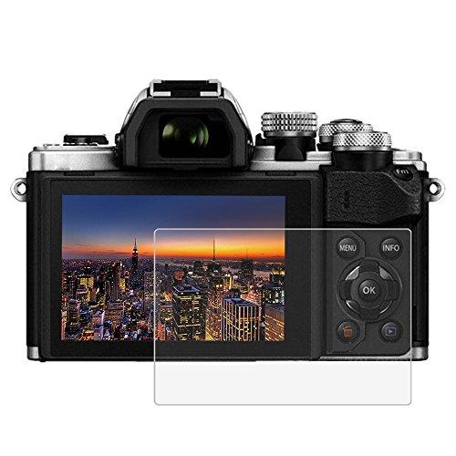 PULUZ Polycarbonat-Kamera-Schirm-Schutz-Film-Schutz-Film Anti-Kratzer Härte-ausgeglichenes Glas-Schirm-Schutz für Panasonic/Canon/Sony/Nikon/FinePix/Olympus - Lcd-monitor Entfernen Kratzer