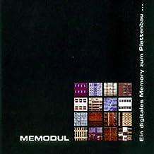 Memodul, 1 CD-ROM Ein digitales Memory zum Plattenbau. . .. Memory modularer Utopien. Für PC und Mac