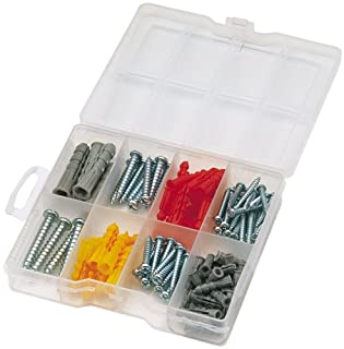 Draper 69041 104-Piece Screw and Wall Plug Assortment (B0001KA0P4) | Amazon price tracker / tracking, Amazon price history charts, Amazon price watches, Amazon price drop alerts