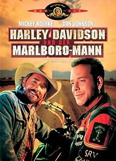 Harley Davidson und der Marlboro-Mann