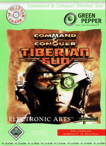 Command & Conquer 3: Tiberian Sun (GreenPepper)