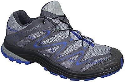 Salomon trail score W women Trekking grey