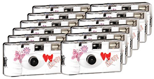 TopShot Love Hearts 376067 - Cámara desechable 27