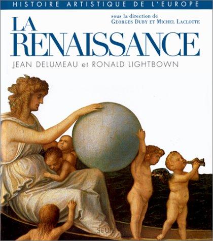 Histoire artistique de l'Europe : La Renaissance