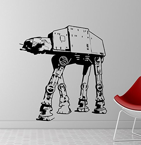 Streetwall Wandtattoo Imperialer at-at Walker Star Wars Größe -