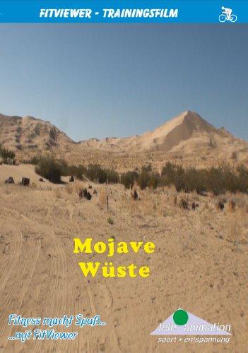 Preisvergleich Produktbild Mojave Wüste - FitViewer Indoor Video Cycling USA