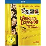L'auberge espagnole - Barcelona für ein Jahr [Blu-ray]