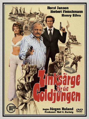 Zinksärge für die Goldjungen - Edition Deutsche Vita Nr. 1 [Limited Edition] [2 DVDs]