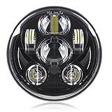 5-3/4 5.75 Daymaker LED Scheinwerfer für Harley Davidson Motorrad Scheinwerfer Projektor Fahrlicht