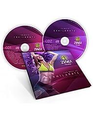 Zumba Fitness Best Of Exhilarate - Juego de CD para clases de Zumba