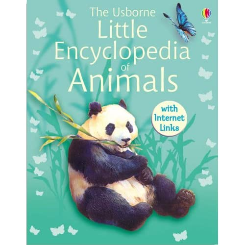 The Usborne Little Encyclopedia of Animals