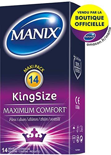Manix Sexo Seguro y Anticonceptivos 1 Unidad 100 g