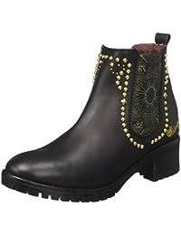 Desigual Bottes Femmes Chaussures Shoes Bonnie Essentials 17wsala0