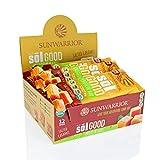 Sunwarrior Sol Good Bars Box (12 x 66g) Salted Caramel