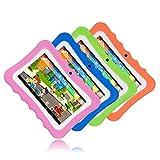 Perché scegliere il tablet per bambini Womdee?Ragionare:- Offrire ai bambini uno spazio di intrattenimento sicuro, applicazioni e contenuti inappropriati, filtro intelligente, impostazione del limite di tempo, controllo del consumo.- Possono ...