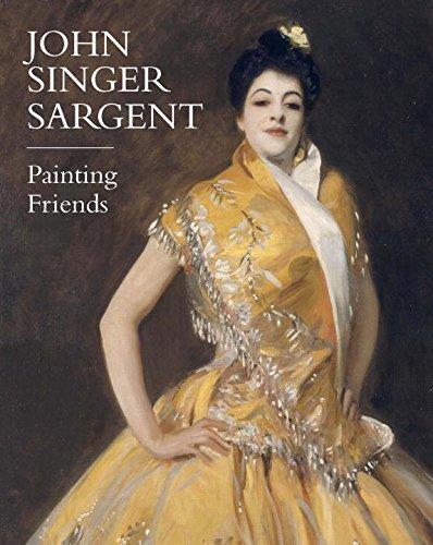 John Singer Sargent Painting Friends