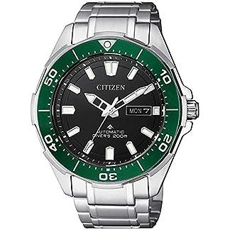 Citizen Promaster Professional Diver – Reloj Automático Súper Titanio NY0071-81E