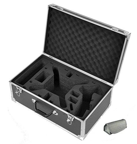 Preisvergleich Produktbild Transportkoffer ALU speziell für DJI Phantom 2 und Vision+ vorgefertigt