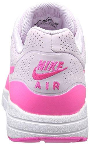 Nike 704995-501 - Air Max 1 Scarpe sportive da Donna Multicolore (Bleached Lilac / Pnk Blast-White)