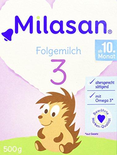 Milasan Folgemilch 3, 500 g