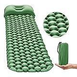 OGL Isomatte Camping Ultraleicht Schlafmatte Aufblasbare Luftmatratze für Camping