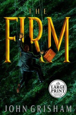 Buchseite und Rezensionen zu 'The Firm (Random House Large Print)' von John Grisham