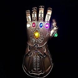 ONEVER Puño electrónico, Thanos Gauntlet para la Serie Marvel Legends