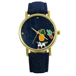 Lancardo Reloj Analógico de Cuarzo