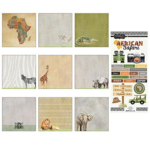 Scrapbook Customs Scrapbook Kit -
