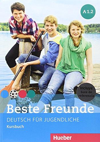 Beste freunde a12 kursb+xxl (alum) (bfreunde)
