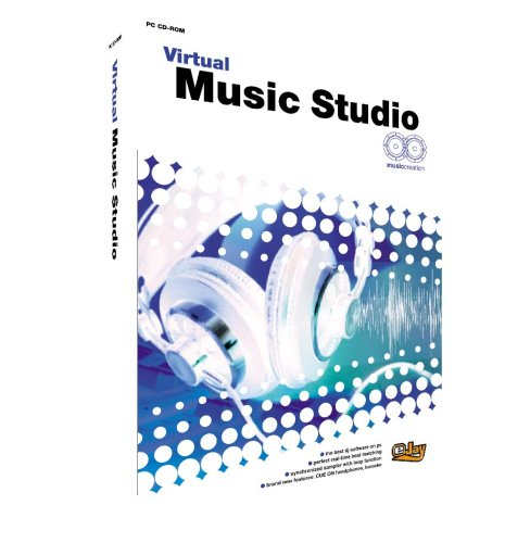 eJay Virtual Music Studio (DVD-ROM)