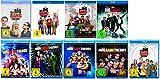Blu-ray Set * The Big Bang Theory Season / Staffel 1+2+3+4+5+6+7+8+9 ( 1-9 ) / Alle 9 Staffeln