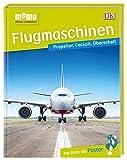 memo Wissen entdecken. Flugmaschinen: Propeller, Cockpit, Überschall. Das Buch mit Poster!