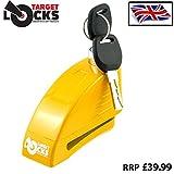 Target Alarmgesicherter Disc Vorhängeschloss/Motorrad Disc Alarm Lock/Secure Motorrad Motorräder Scooter Fahrrad
