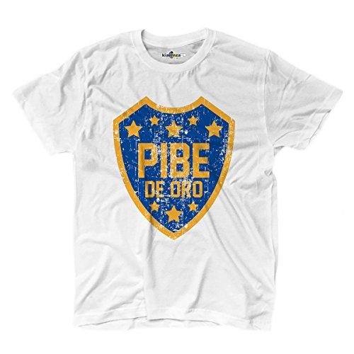 KiarenzaFD Camiseta Camiseta fútbol Vita Strada Pibe