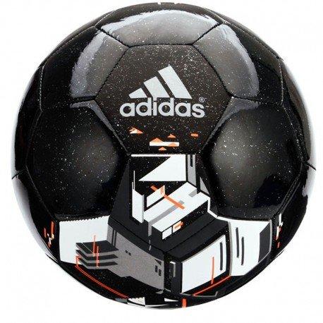 adidas-off-pitch-artificial-turf-5-s90260-ballon-de-foot-noir-brille-dans-le-noir-gris-orange-solair