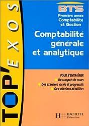 Comptabilité générale et analytique : BTS première année, comptabilité et gestion
