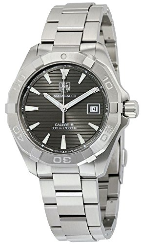 TAG Heuer Herren-Armbanduhr 40mm Armband Edelstahl Gehäuse + Schweizer Automatik Analog WAY2113.BA0928
