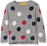 Steiff Baby-Mädchen Pullover 1/1 Arm, Mehrfarbig (Allover|Multicolored 0003), 80