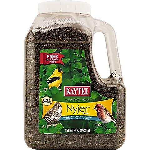 KAYTEE PRODUCTS INC. 4.65LB Nyjer Seed - Nyjer Seed
