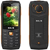 "Bloom Sporty Keypad Rugged Phone With Digital Camera, 6.1cm (2.4"") QVGA Display, Dual Sim (GSM+GSM) Dual Standby, Memory Card Support, Bluetooth, Mp3 & Mp4 Player , LED Flash Light, Wireless Fm Radio, Video Recording And Playback, Gprs, 3.5 Mm Mu"