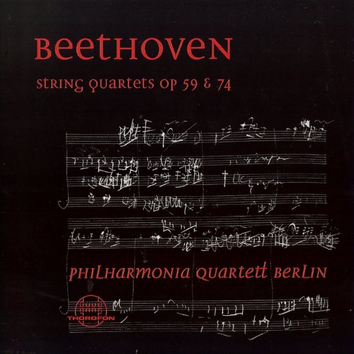 Beethoven: Streichquartette Op...