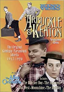 Arbuckle & Keaton 1 [DVD] [2017] [Region 1] [US Import] [NTSC]