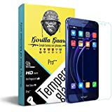 Gorilla Guard's Pro Series Tempered Glass For Honor 8 Pro 5.7inch With HD+ Ultra Clear Edge To Edge 9H Hardness, UV Protect & Anti-smudge Technology TEMPERED Glass Phone Protector (04-Honor-8-Pro-pro)