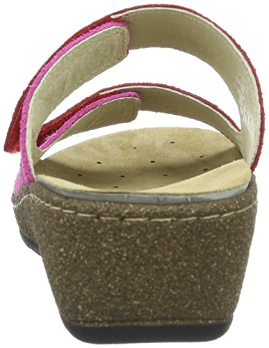 Hans Herrmann Collection Damen Hhc Clogs Pink (dahlia)