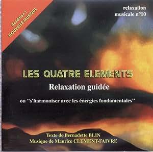 Les quatre elements CD