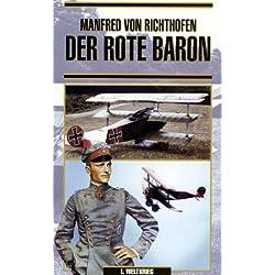 Manfred von Richthofen - Der Rote Baron [VHS]