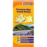 Provence-Alps, French Riviera Michelin 527 Regional France Map (Michelin Regional Maps)